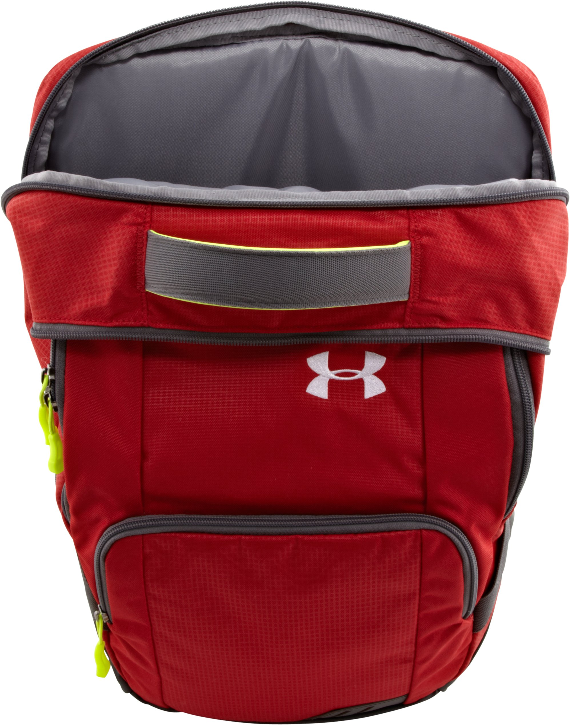 UA Keyser Storm Backpack, Red