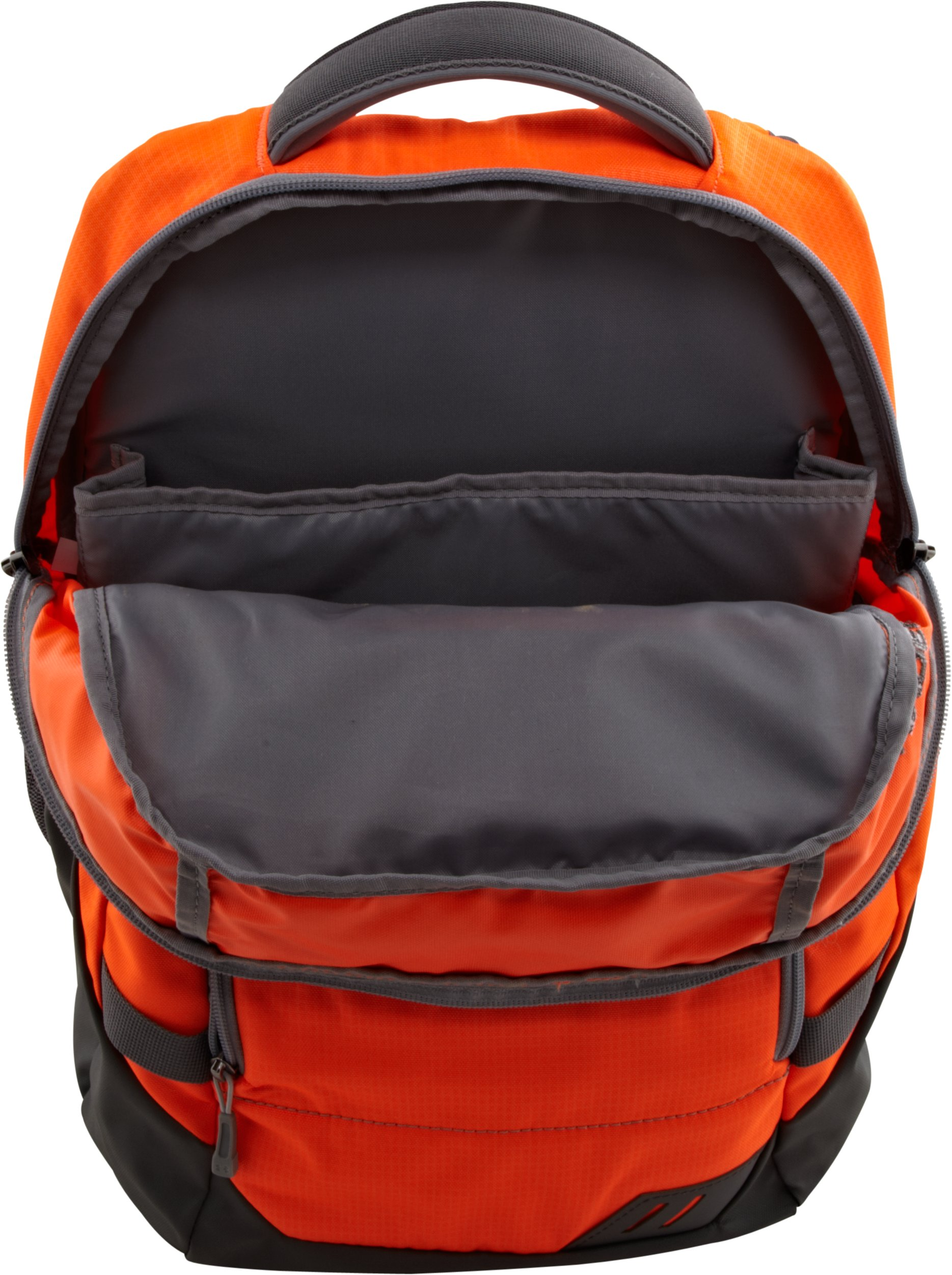 UA Camden Storm Backpack, Blaze Orange, undefined