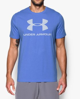 Camiseta UA Sportstyle con logotipo para hombre 6f62174bf9eed