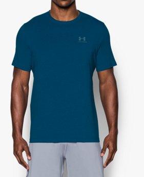Camiseta UA Sportstyle con logotipo a la izquierda del pecho para hombre b38076792e598