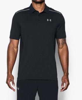 2238df38ce0ff Camisa Polo UA Threadborne Center Court Masculina
