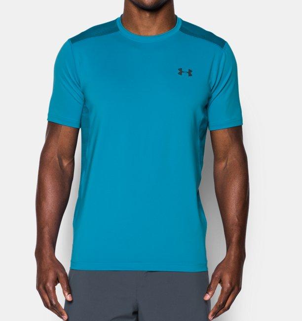 c8eb0139 Under Armour Men's UA Raid Short Sleeve T-Shirt | 1257466-929 ...