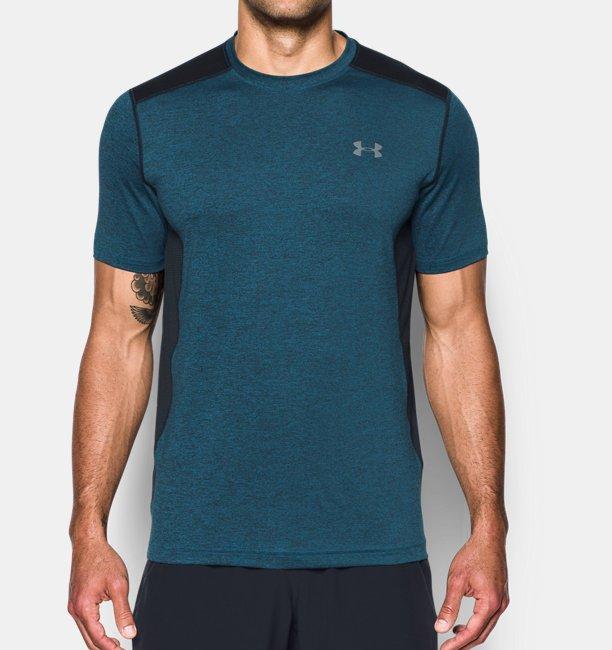 f6e454e5 Under Armour Men's UA Raid Short Sleeve T-Shirt | 1257466-953 ...