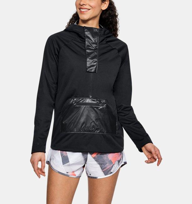 Blouson UA Define The Run City Storm Anorak pour femme