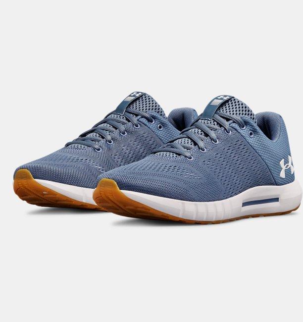 Micro Para Zapatos De Pursuit Ua Mujer Running G® qMUSGzVp