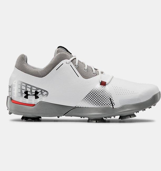 UA Spieth 4 Jr. Golf Shoes