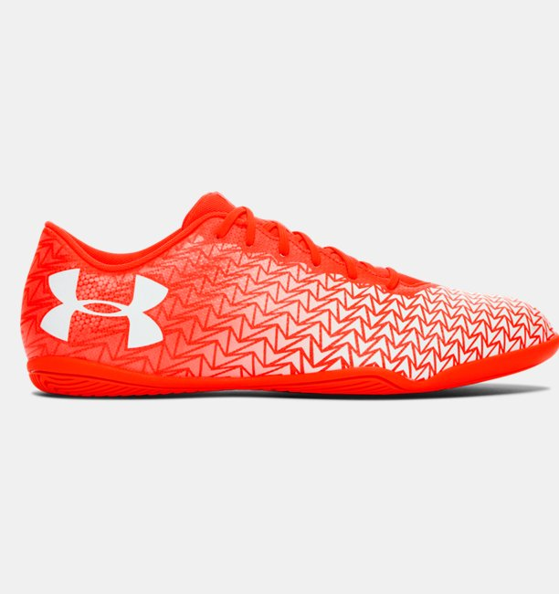 76862ffb1 Under Armour Men s UA CF Force 3.0 Indoor Football Shoes