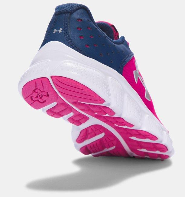 Girls Pre-School UA Assert 6 Running Shoes