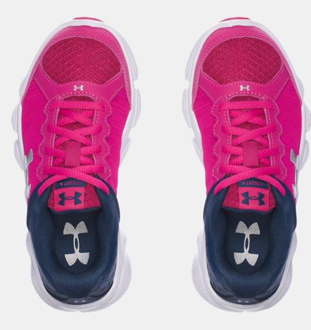 Zapatillas de running Pre-School UA Assert 6 para niña