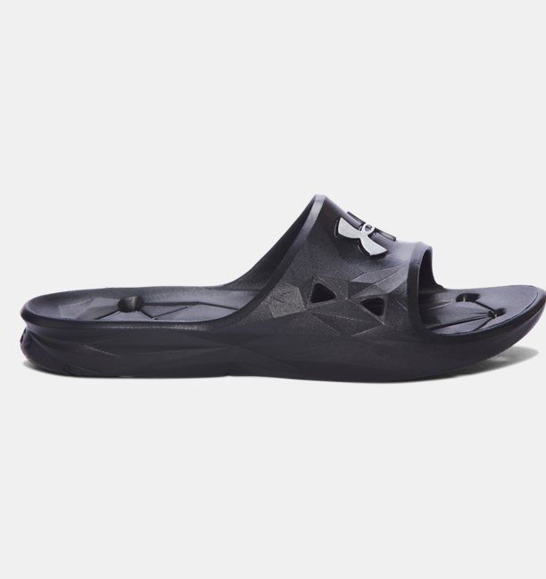 Mens UA Locker III Slides