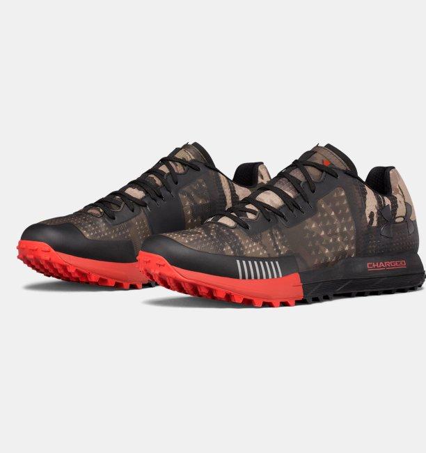 Mens UA Horizon RTT Trail Running Shoes