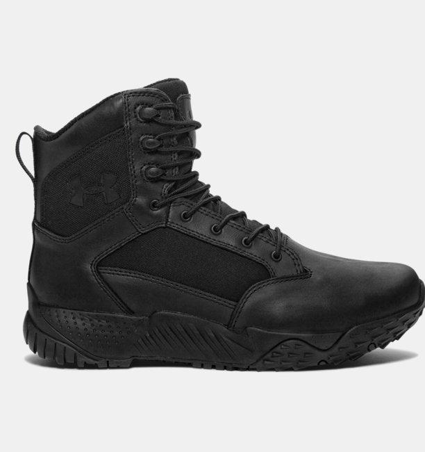 Mens UA Stellar Tactical Boots — 2E Wide