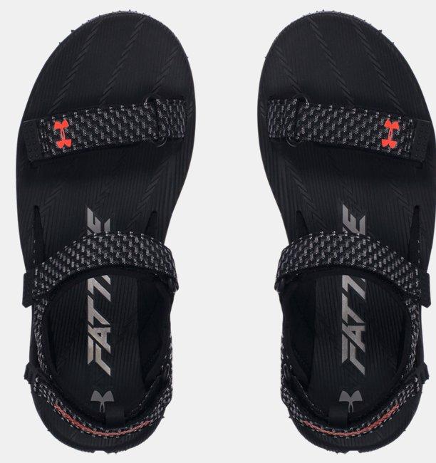 Mens UA Fat Tire Sandals