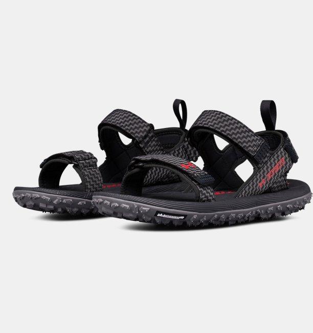 detailed look 0023b 366ba Men's UA Fat Tire Sandals