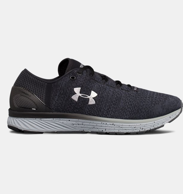 Mens UA Charged Bandit 3 Running Shoes