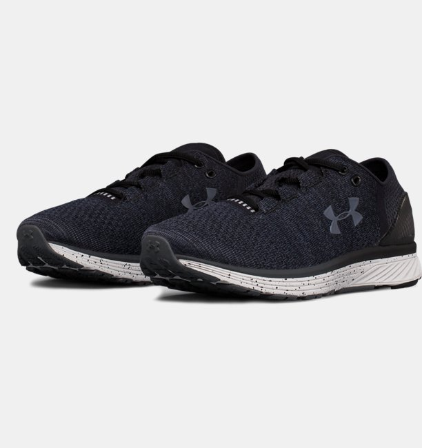 Womens UA Charged Bandit 3 Running Shoes