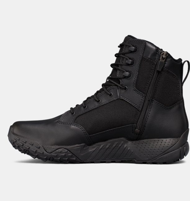 Botas UA Stellar Tactical Side-Zip para Hombre