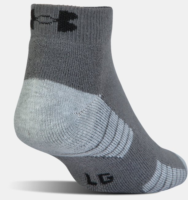 HeatGear® Tech Lo Cut Socks 3-Pack
