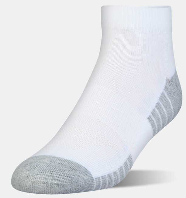 HeatGear® Tech Lo Cut Socks 3-Pack