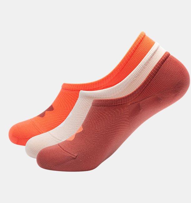 Womens UA Essential Ultra Low Liner Socks