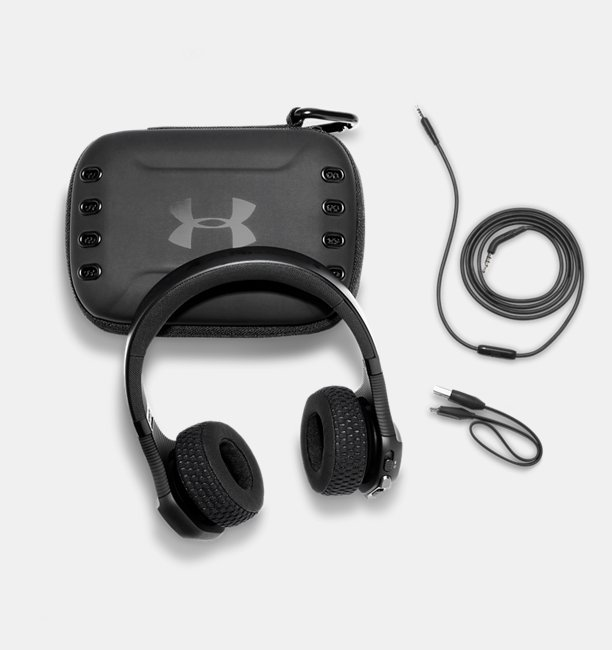 UA Sport Wireless Train Headphones