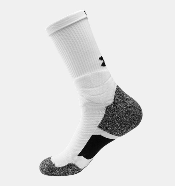 Mens UA Drive Crew Socks