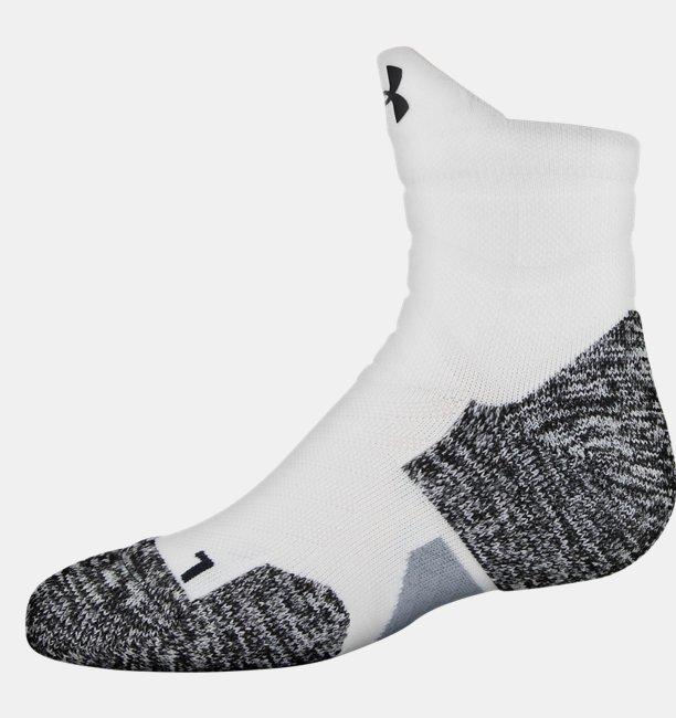 Mens UA Drive Quarter Socks