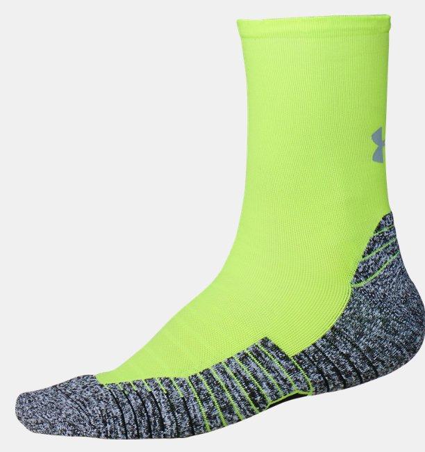 UA Run Cushion Crew Socks