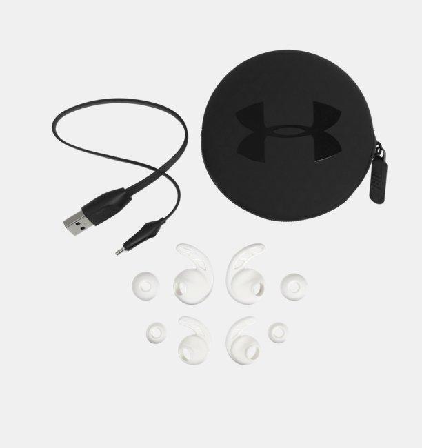 UA Sport Wireless React Headphones