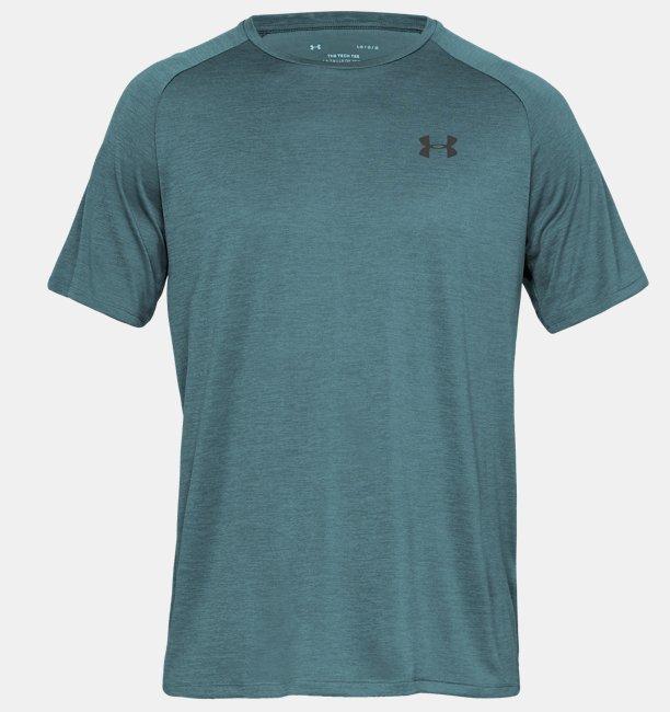 Camiseta de Treino Masculina Under Armour Tech SS