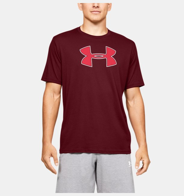 Camiseta de Treino Masculina Under Armour Big Logo