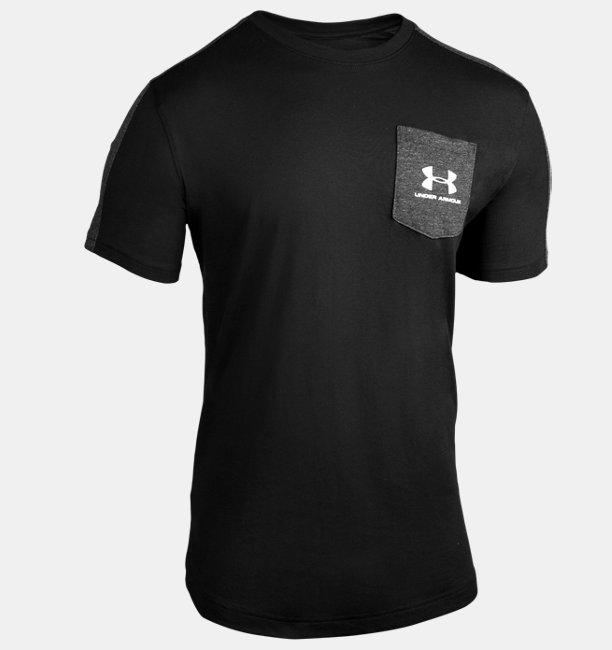 Camiseta de Treino Masculina Under Armour Sportstyle