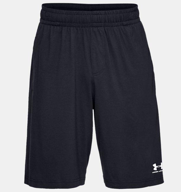 Shorts de Treino Masculino Under Armour Sportstyle Cotton