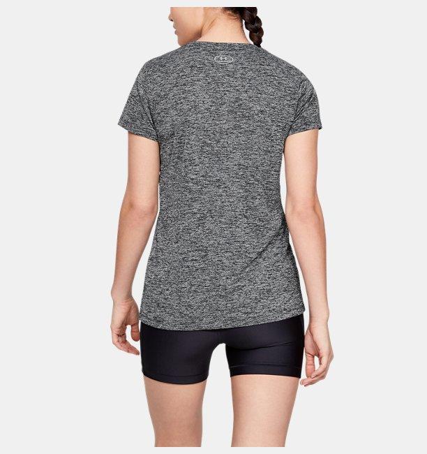 Camiseta Feminina Under Armour Tech V Neck Twist