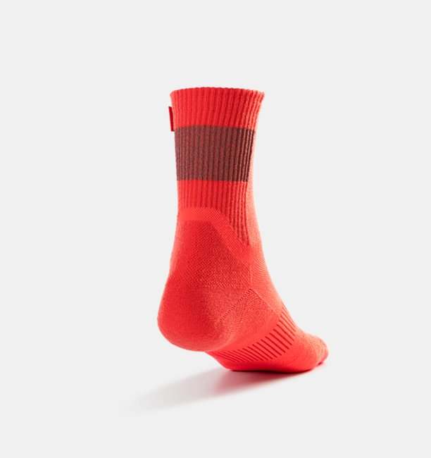 Unisex UA Armour Dry™ Run Crew Socks