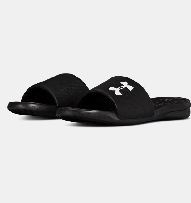Herenslippers UA Playmaker Fixed Strap