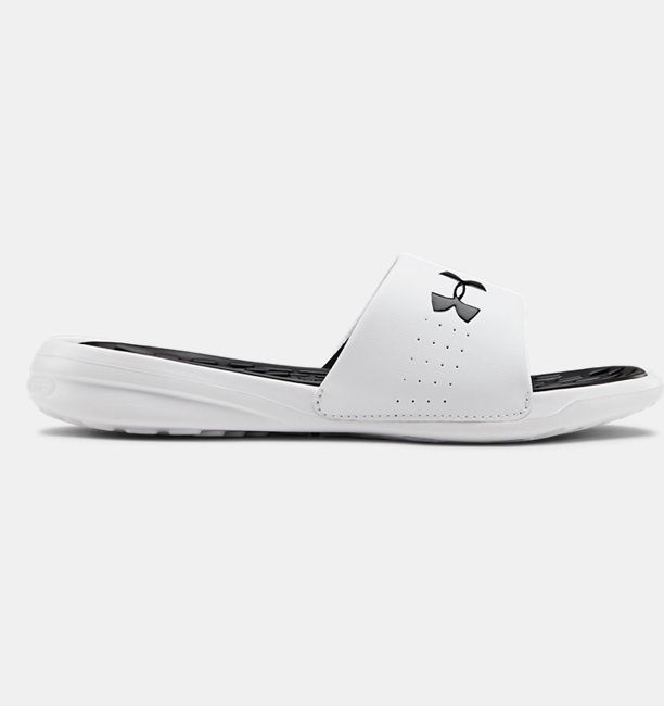 Women's UA Playmaker Fixed Strap Slides