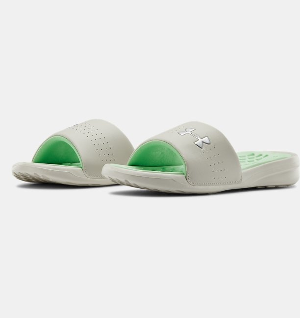 Womens UA Playmaker Fixed Strap Slides