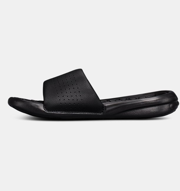Jungen Slides UA Playmaker Fixed Strap