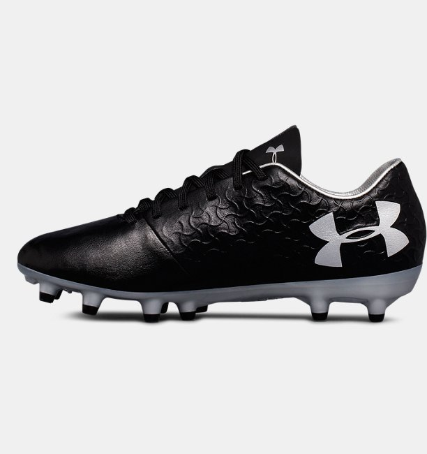 Boys UA Magnetico Select FG JR Football Boots