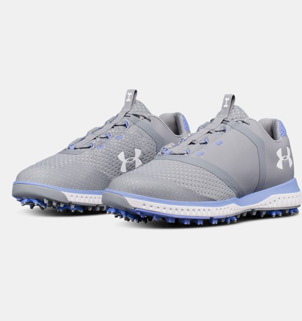 Womens UA Fade RST Golf Shoes