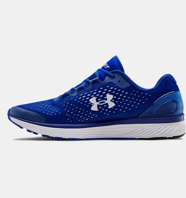 Mens UA Charged Bandit 4 Team Running Shoes