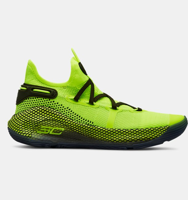 Grade School UA Curry 6 Basketball Shoes