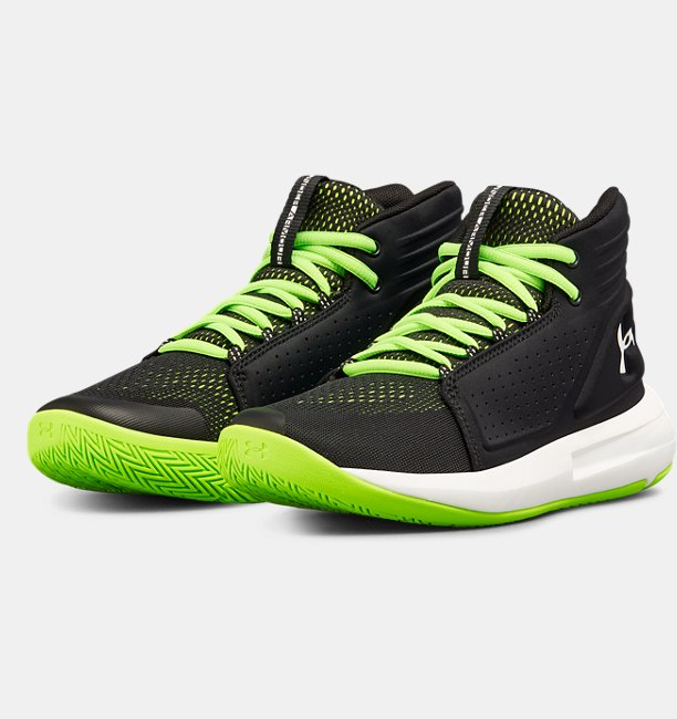 Boys Primary School UA Torch Mid Basketball Shoes