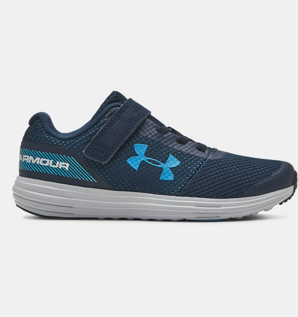 Boys' Pre-School UA Surge RN AC Shoes
