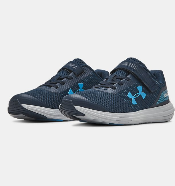 Boys Pre-School UA Surge RN AC Shoes