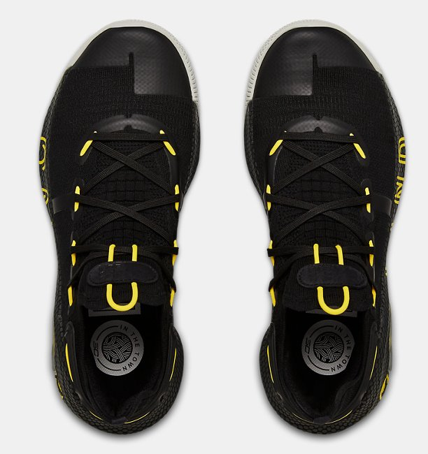 Tenis de Basquetbol UA Curry 6 para Hombre