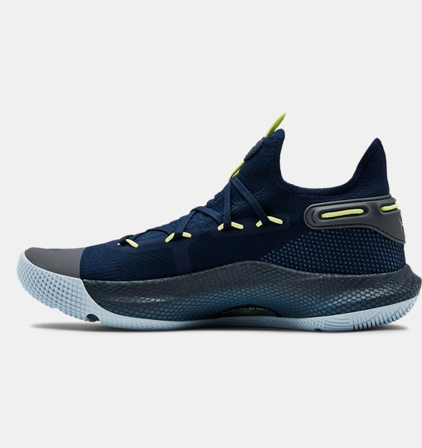 Tênis de Basquete Masculino Under Armour Curry 6
