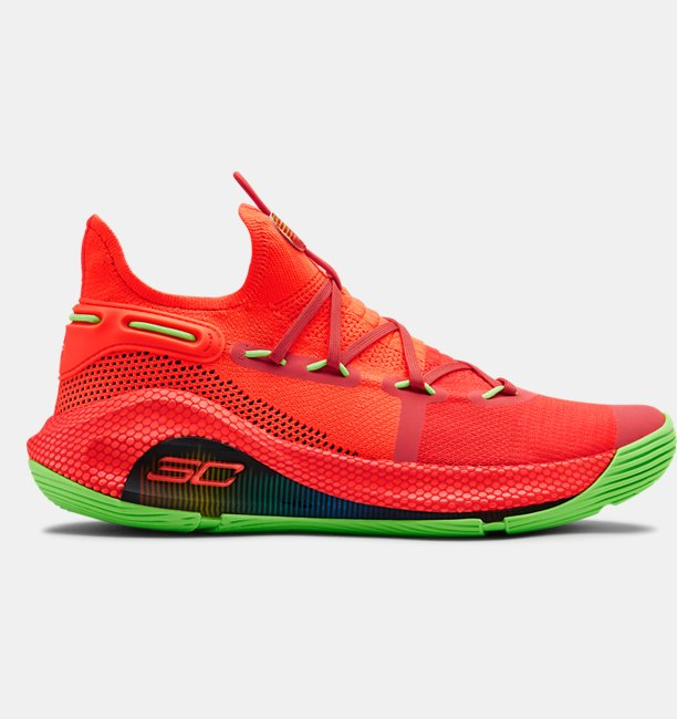Basketbalschoenen UA Curry 6