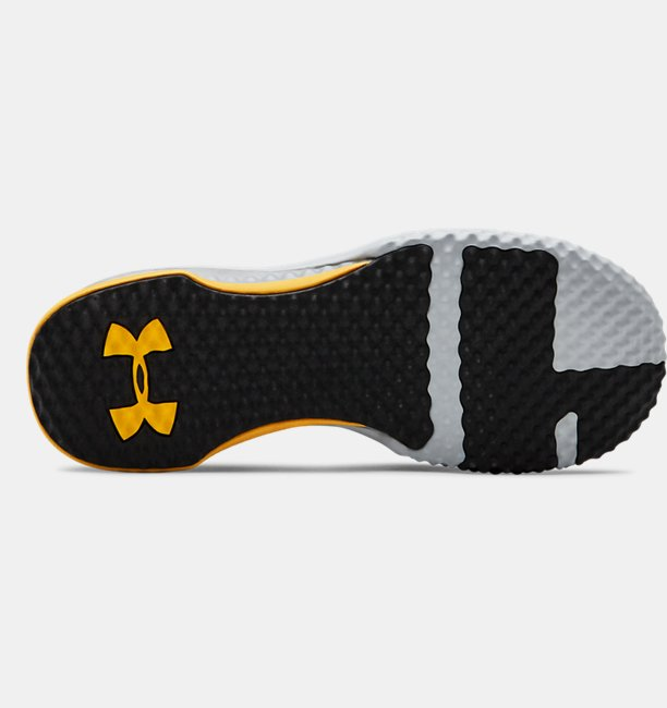 Mens UA Project Rock 1 Training Shoes